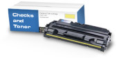 HP 4500 / 4550 YELLOW (Yield 6,000 pages - Non-MICR - 1 Toner Cartridge) Part# 1185 OEM# C4194A